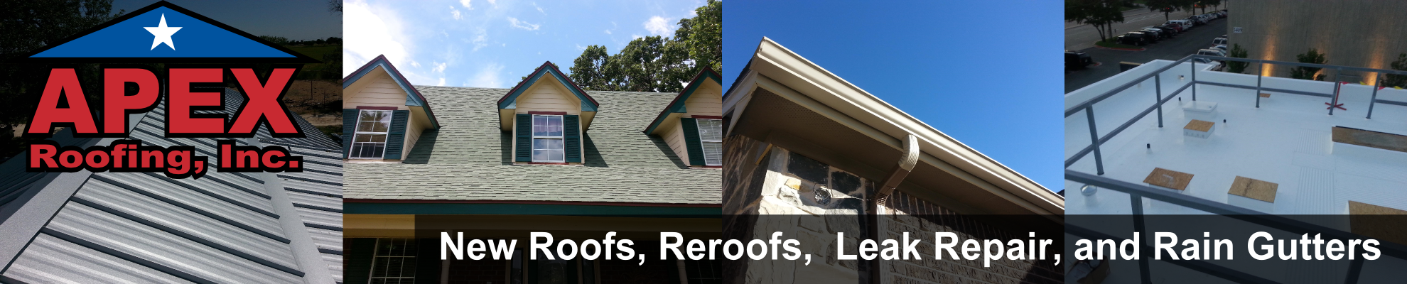 Commercial And Residential Roofing And Gutters Dfw